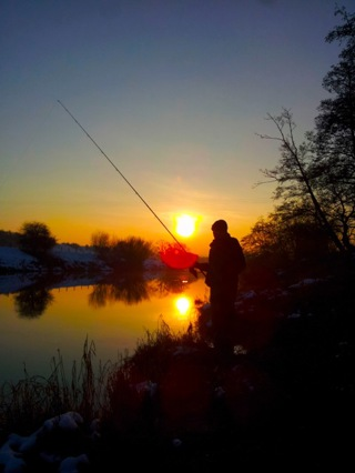 More anglers in winter mean more eyes on the river at what is a crucial time for salmonids