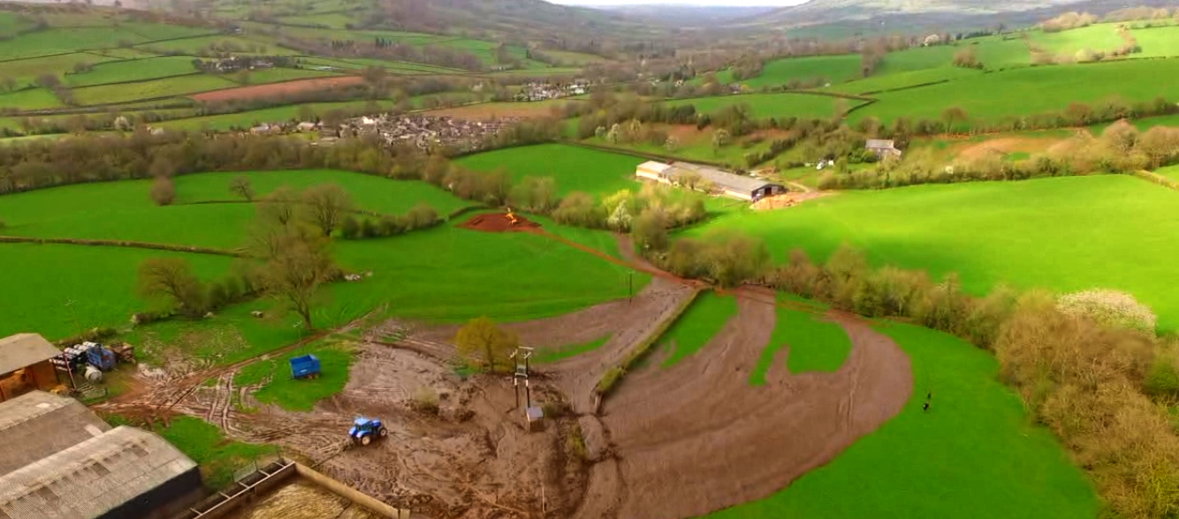 slurry pollution Wales