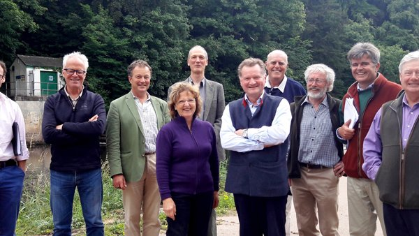 trustees of the wye and usk foundation